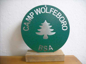 Green Plaque